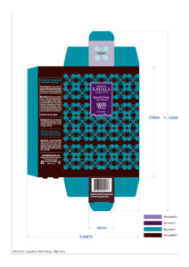 KAHALA organics Branding・Mist Box